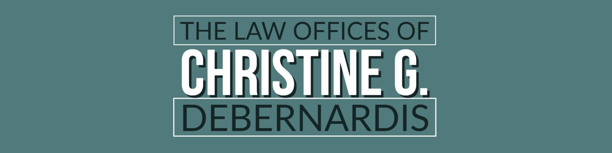 The law offices of christine g debernardis esq experience pin it on pinterest solutioingenieria Images